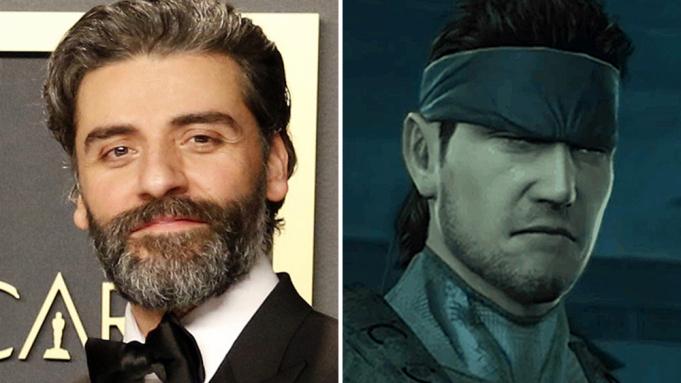 Sony sắp ra mắt bom tấn điện ảnh Metal Gear Solid, Oscar Isaac sẽ đảm nhiệm vai chính Solid Snake - Ảnh 1.