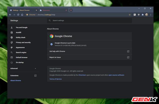 Mang áo mới cho Google Chrome và Microsoft Edge với bộ giao diện bóng đêm cực chất - Ảnh 12.