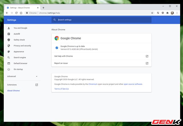 Mang áo mới cho Google Chrome và Microsoft Edge với bộ giao diện bóng đêm cực chất - Ảnh 2.