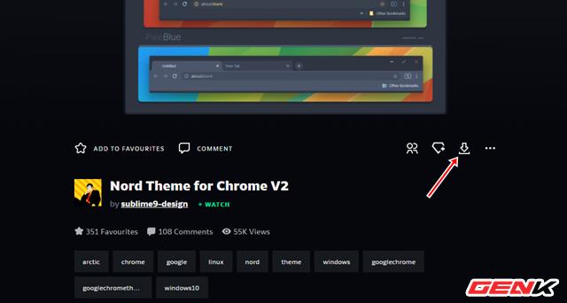 Mang áo mới cho Google Chrome và Microsoft Edge với bộ giao diện bóng đêm cực chất - Ảnh 3.