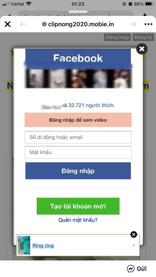 Cảnh báo: Hacker đang mượn danh nhiều trang tin, báo điện tử uy tín, hack số lượng lớn tài khoản Facebook tại Việt Nam - Ảnh 2.