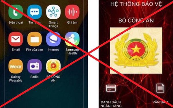 Bộ Công an cảnh báo phần mềm gián điệp đặc biệt nguy hiểm trên điện thoại - Ảnh 1.