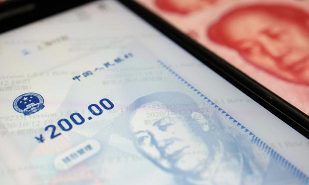 Trung Quốc phát 71 tỷ đồng tiền điện tử cho dân mua sắm cuối năm, hướng tới xã hội không tiền mặt - Ảnh 1.