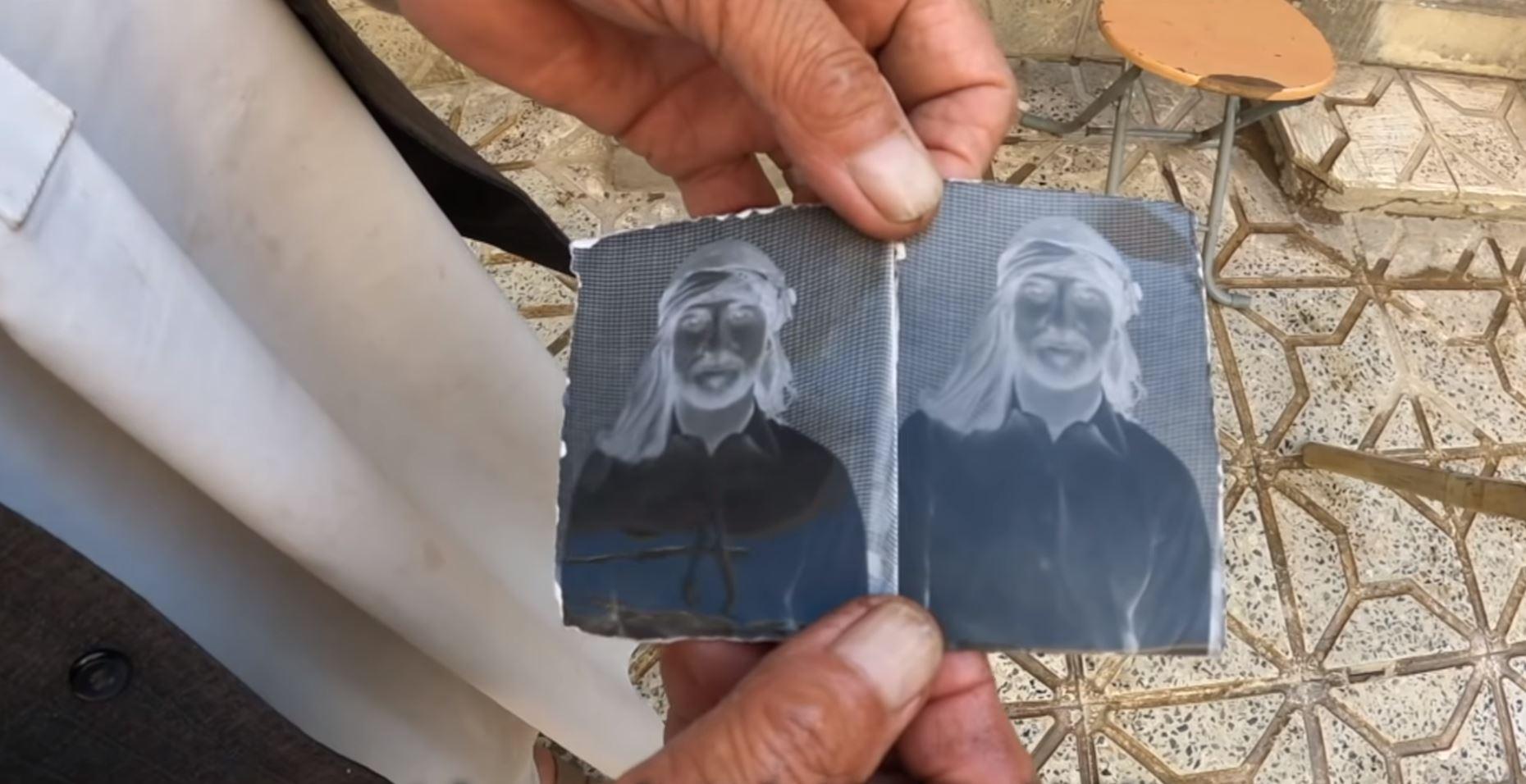 Đây là chiếc máy ảnh 100 năm tuổi của nhiếp ảnh gia chân dung người Afghanistan - Ảnh 3.
