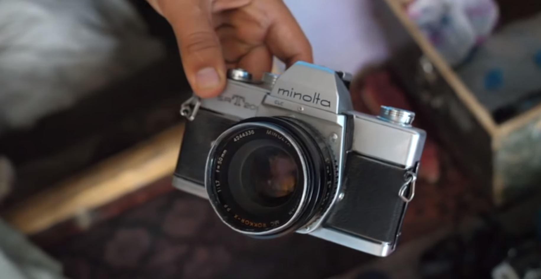 Đây là chiếc máy ảnh 100 năm tuổi của nhiếp ảnh gia chân dung người Afghanistan - Ảnh 5.