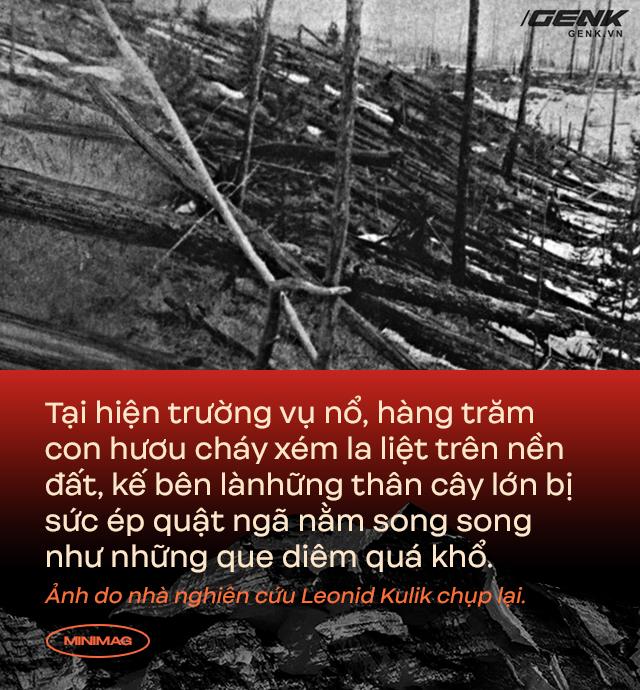 Ngày 30/6/1908, vụ nổ bí ẩn có sức công phá lớn nhất lịch sử nhân loại diễn ra tại Siberia - Ảnh 1.