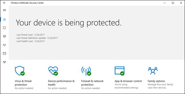 Ngoài Windows Defender, người dùng có nên cài thêm phần mềm diệt Virus và Malware khác? - Ảnh 1.