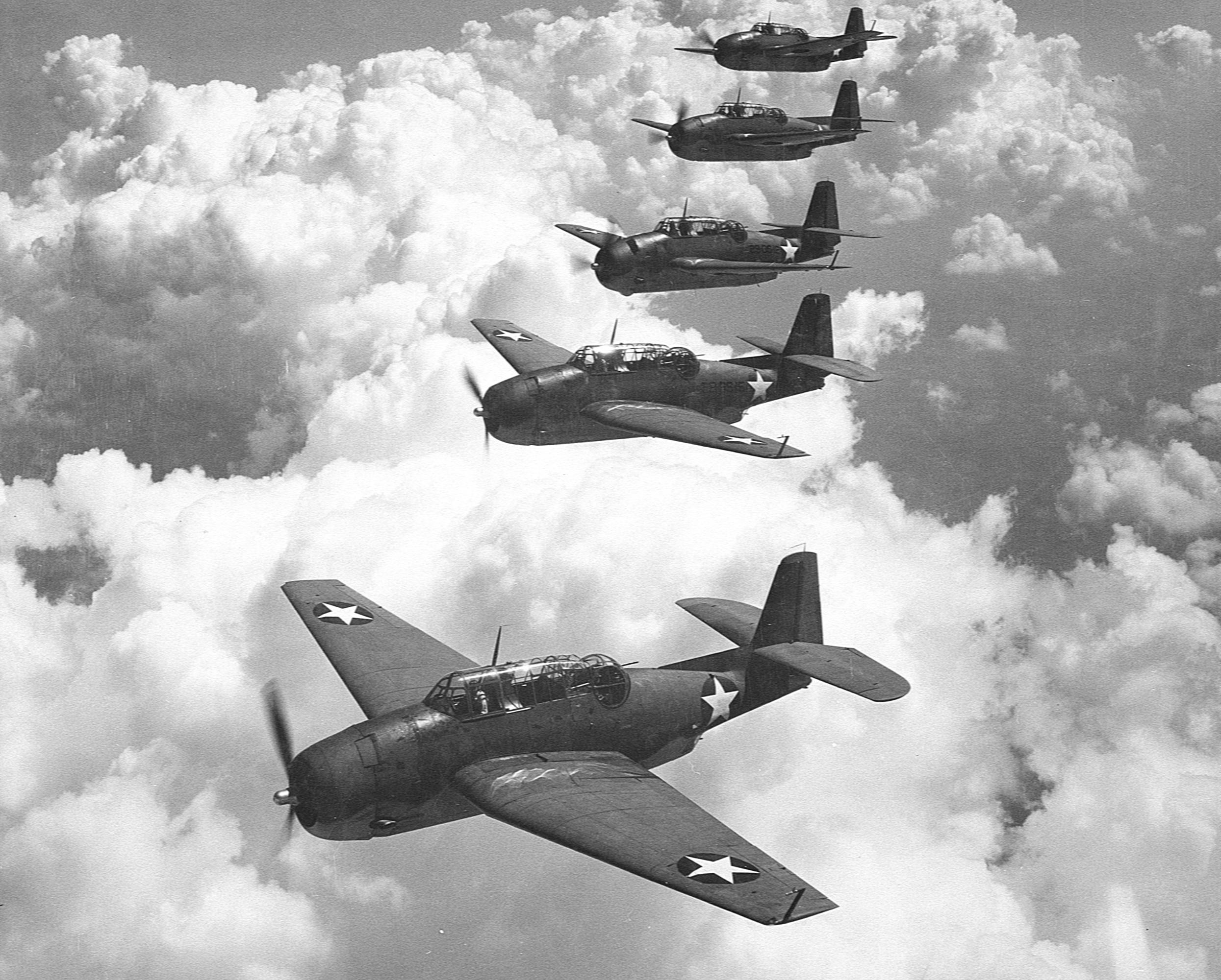 75 năm trước, phi đội máy bay chiến đấu của Mỹ đã biến mất bí ẩn tại Tam giác Quỷ Bermuda - Ảnh 2.