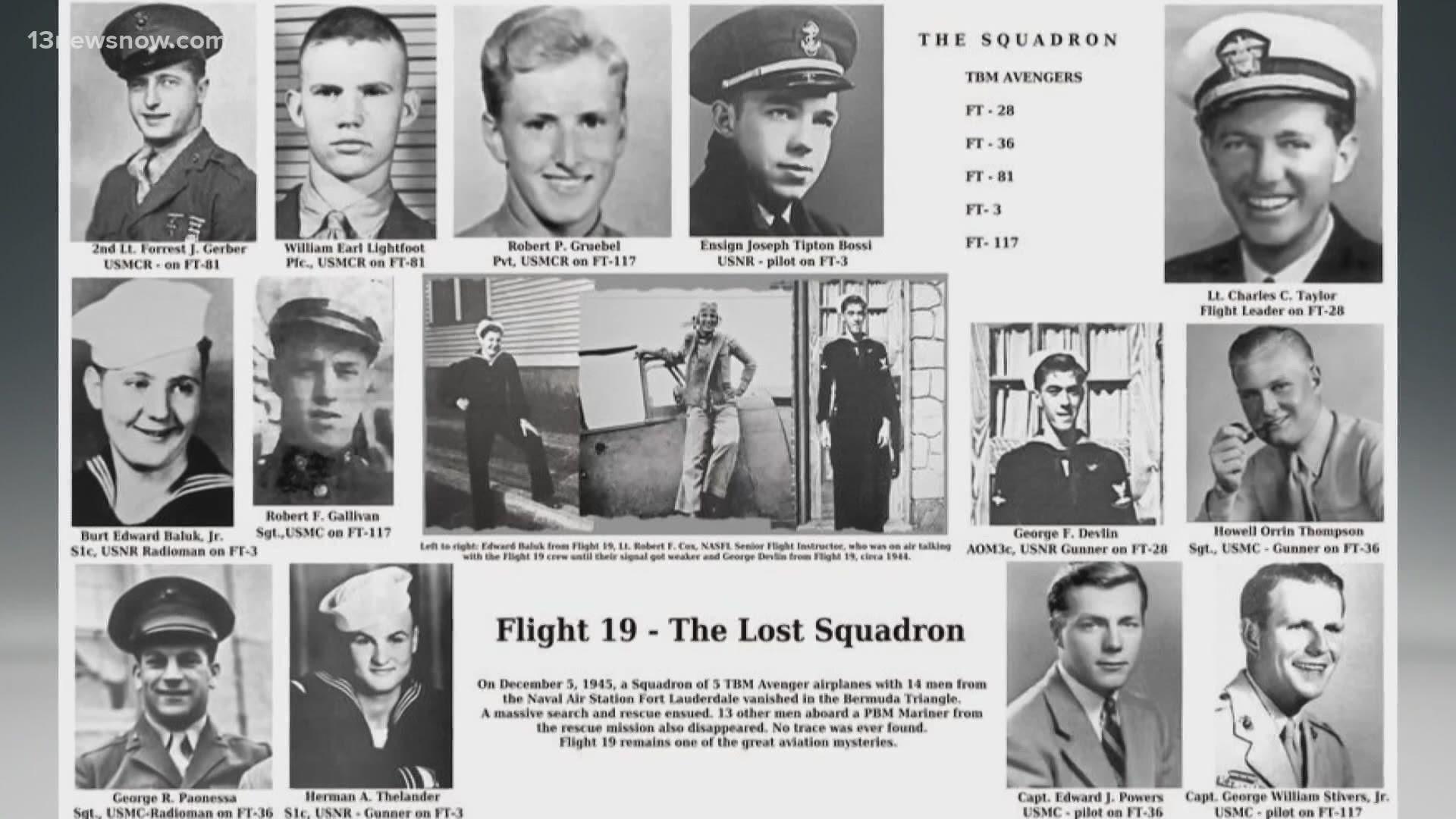 75 năm trước, phi đội máy bay chiến đấu của Mỹ đã biến mất bí ẩn tại Tam giác Quỷ Bermuda - Ảnh 3.