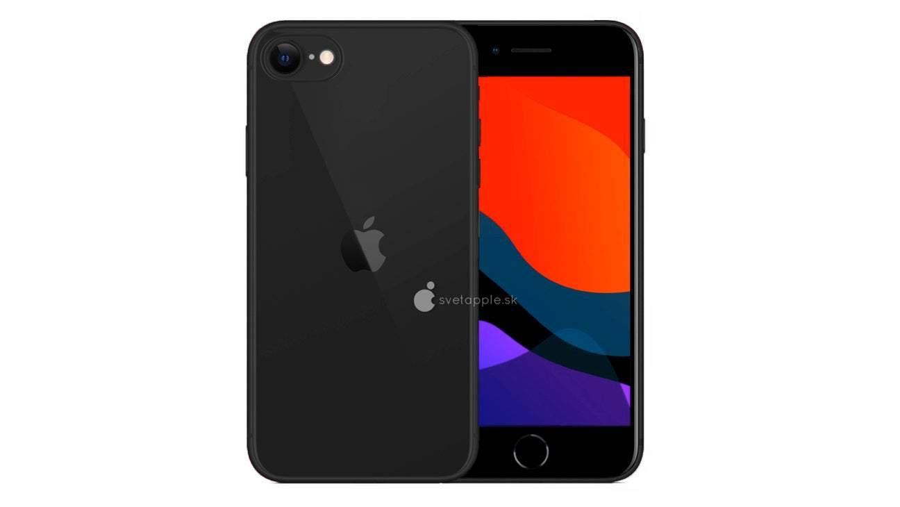 iPhone 9 lộ diện trong loạt ảnh dựng mới: Sự kết hợp giữa iPhone 8 và iPhone 11 - Ảnh 3.