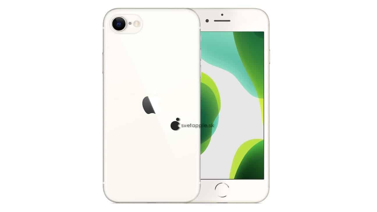 iPhone 9 lộ diện trong loạt ảnh dựng mới: Sự kết hợp giữa iPhone 8 và iPhone 11 - Ảnh 4.