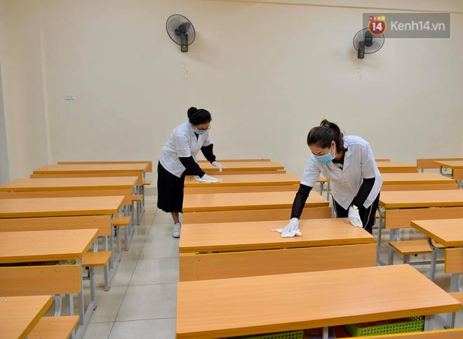 Cần duy trì vệ sinh lớp học, trường học và nhà cửa như thế nào để phòng chống virus corona? - Ảnh 2.