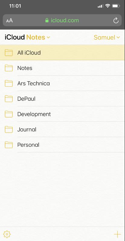 Apple mang iCloud lên Android thông qua trình duyệt web - Ảnh 2.