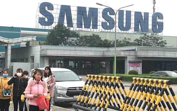Giữa cơn bùng phát dịch virus corona, Samsung duy trì hoạt động nhà máy 60.000 công nhân ở Việt Nam bằng cách nào? - Ảnh 1.