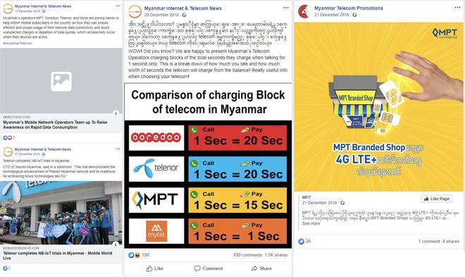 Facebook cáo buộc Viettel chơi xấu đối thủ tại thị trường Myanmar - Ảnh 3.