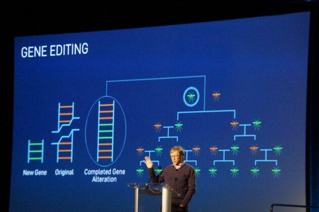 Bill Gates: Trí tuệ nhân tạo và công nghệ chỉnh sửa gen sẽ cứu được nhân loại - Ảnh 3.