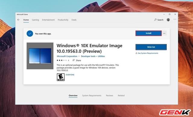 Cách dùng thử Windows 10X ngay trên Windows 10 mà không cần cài đặt - Ảnh 10.