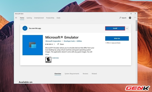 Cách dùng thử Windows 10X ngay trên Windows 10 mà không cần cài đặt - Ảnh 9.