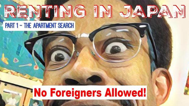 Nhiều căn nhà cho thuê tại Nhật từ chối thẳng thừng người nước ngoài
