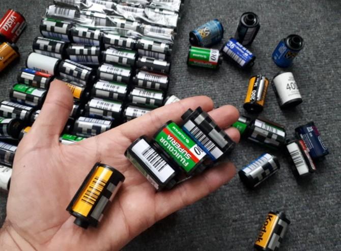 YouTuber kiêm nhiếp ảnh gia biến hàng trăm vỏ film 35mm thành máy ảnh film cực độc - Ảnh 5.