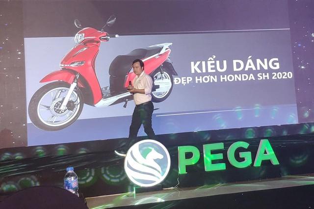 Bị Honda tố 'xâm phạm lợi ích' và 'làm xấu hình ảnh SH' tại Việt Nam, PEGA lấy iPhone để giải thích và muốn làm bạn với Honda - Ảnh 1.
