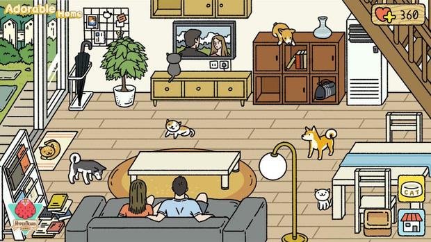 Cả nước cuống cuồng với game Adorable Home: Hầu hạ boss chưa đủ, còn phải đối phó tuesday về múa cột giật chồng - Ảnh 1.