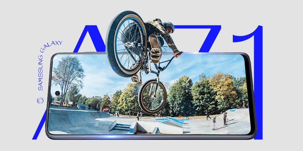 Mổ xẻ linh kiện Galaxy A71, bạn sẽ hiểu lợi thế quá ưu việt của Samsung trước các đối thủ là gì - Ảnh 1.