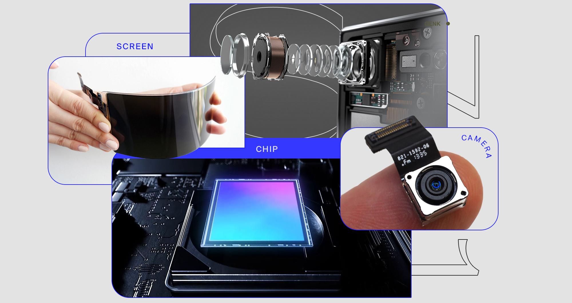 Mổ xẻ linh kiện Galaxy A71, bạn sẽ hiểu lợi thế quá ưu việt của Samsung trước các đối thủ là gì - Ảnh 5.