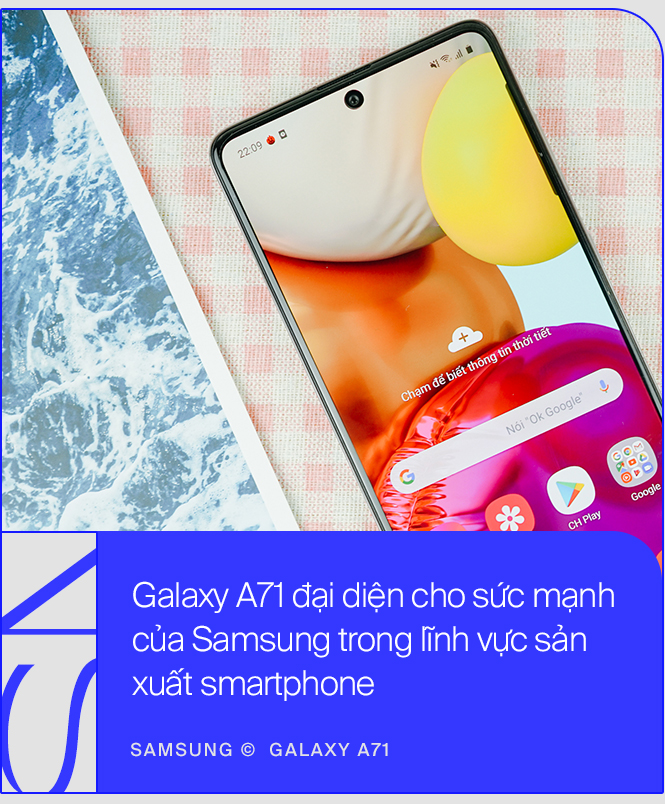 Mổ xẻ linh kiện Galaxy A71, bạn sẽ hiểu lợi thế quá ưu việt của Samsung trước các đối thủ là gì - Ảnh 7.