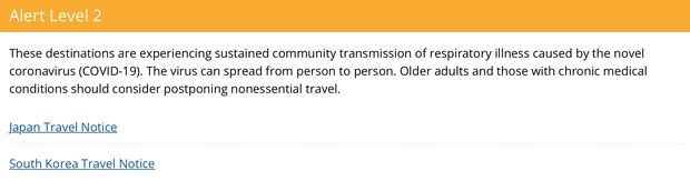 Giữa dịch virus corona, CDC Mỹ đưa Việt Nam vào danh sách có biểu hiện lây lan trong cộng đồng có nghĩa là gì? - Ảnh 3.