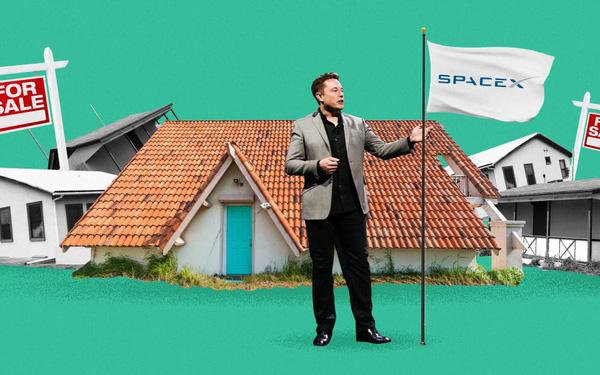 Tâm lý như sếp Elon Musk: Xây 'làng SpaceX với 100 phòng để tổ chức tiệc tùng, ăn chơi cho nhân viên - Ảnh 1.
