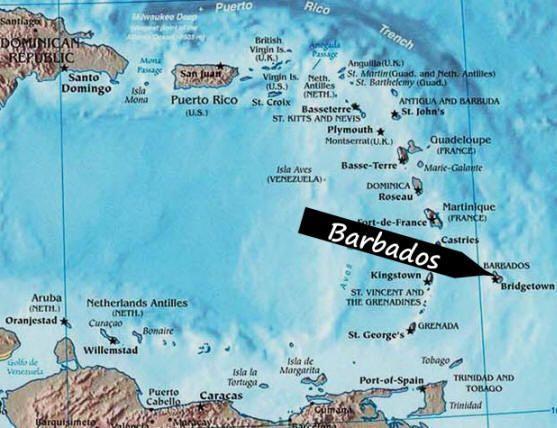 Bí ẩn về những cỗ quan tài di chuyển ở đảo Barbados - Ảnh 1.