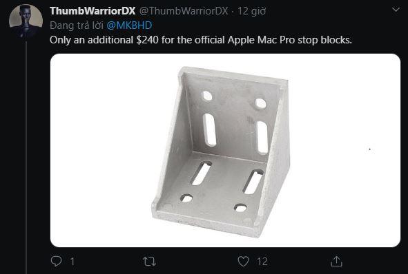 Bộ bánh xe 400 USD giúp Mac Pro dễ dàng di chuyển nhưng lại không biết phanh, không để ý là lạc trôi luôn con máy mấy chục nghìn đô - Ảnh 3.