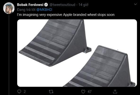 Bộ bánh xe 400 USD giúp Mac Pro dễ dàng di chuyển nhưng lại không biết phanh, không để ý là lạc trôi luôn con máy mấy chục nghìn đô - Ảnh 5.