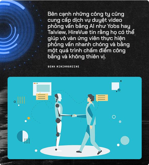 Hiểm họa tương lai: AI không chỉ lấy mất việc làm của con người, nó còn trực tiếp ngăn người lao động tìm việc - Ảnh 5.