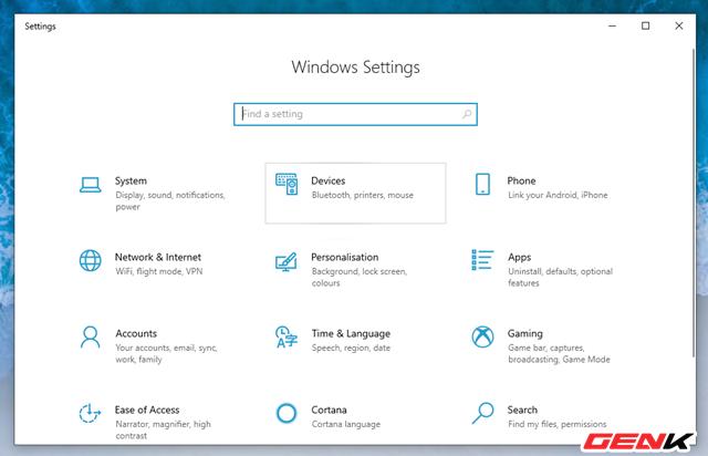 Cách thiết lập sử dụng chuột cho người thuận tay trái trên Windows 10 - Ảnh 2.