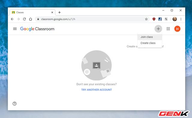 Nghỉ Tết lâu sợ mất chữ ? Hãy thử tạo lớp học Online với dịch vụ miễn phí Classroom của Google - Ảnh 3.