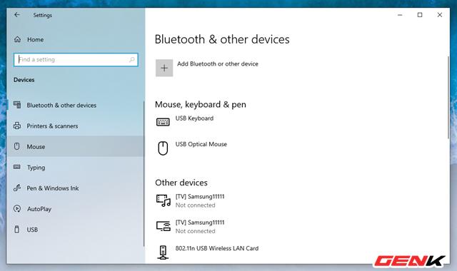Cách thiết lập sử dụng chuột cho người thuận tay trái trên Windows 10 - Ảnh 3.