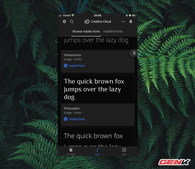 iOS 13: Cách cài và sử dụng Font chữ mới - Ảnh 5.