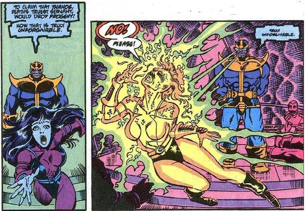 Trước khi về với đội Thanos, số phận và diện mạo Nebula trong truyện tranh ra sao? - Ảnh 4.