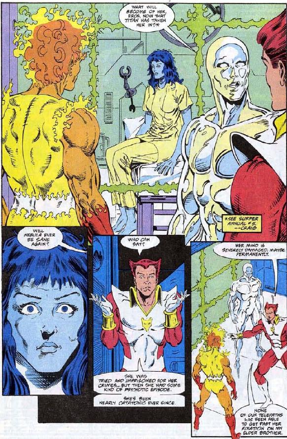 Trước khi về với đội Thanos, số phận và diện mạo Nebula trong truyện tranh ra sao? - Ảnh 7.
