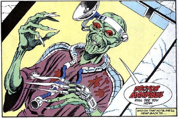 Trước khi về với đội Thanos, số phận và diện mạo Nebula trong truyện tranh ra sao? - Ảnh 8.