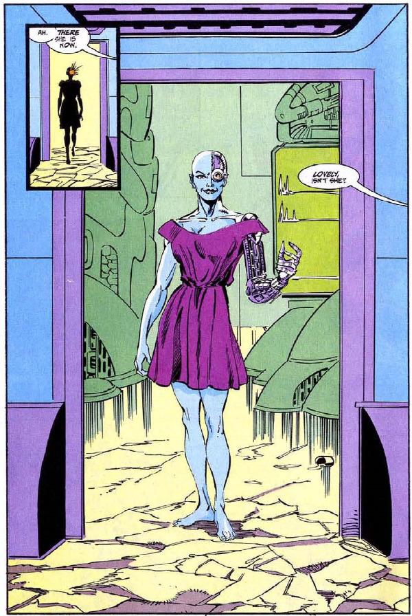 Trước khi về với đội Thanos, số phận và diện mạo Nebula trong truyện tranh ra sao? - Ảnh 10.