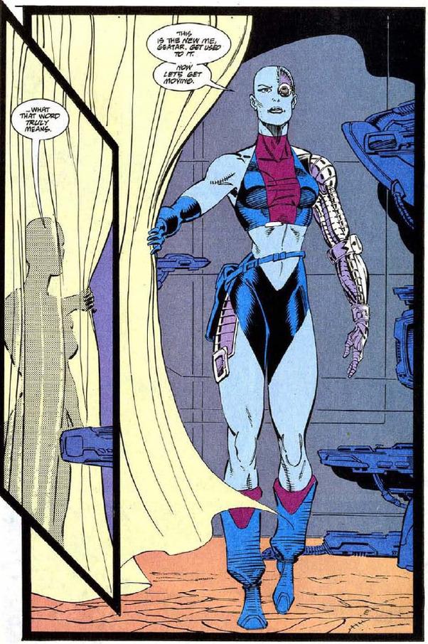 Trước khi về với đội Thanos, số phận và diện mạo Nebula trong truyện tranh ra sao? - Ảnh 12.