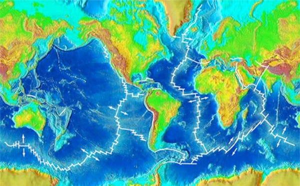 Nếu hút hết nước khỏi biển, Trái Đất sẽ trông như thế nào? - Ảnh 2.