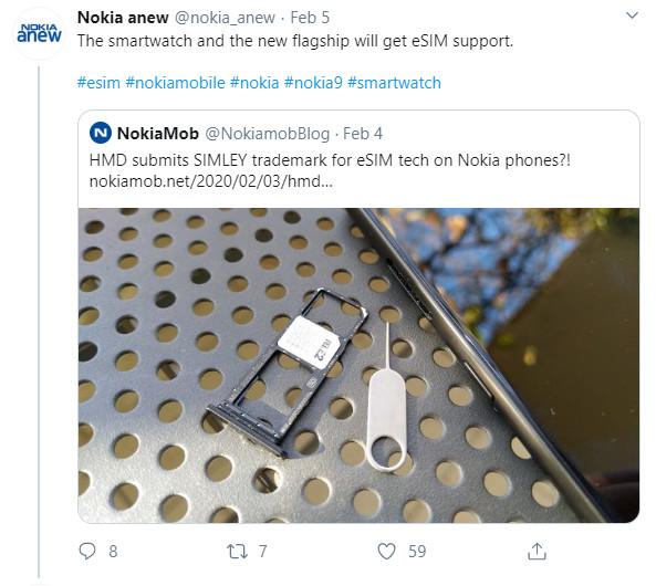 Nokia đang phát triển smartwatch, sẽ ra mắt tại MWC 2020? - Ảnh 1.