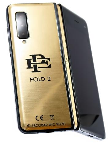 Tuyên bố Samsung đã chết, anh trai trùm ma tuý Pablo Escobar bán Galaxy Fold đội lốt giá chỉ 399 USD - Ảnh 3.