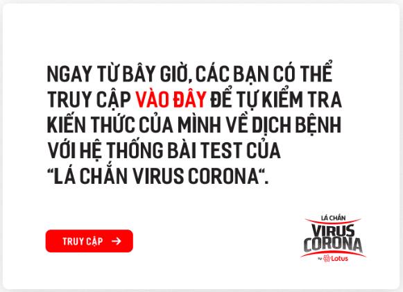 Phòng virus corona bằng khẩu trang, nước rửa tay là chưa đủ, lá chắn vững vàng nhất chính là kiểm tra để bổ sung kiến thức thường xuyên - Ảnh 6.