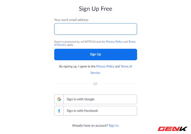 Zoom: Lựa chọn tốt cho việc tạo phòng học Online miễn phí, nhiều tính năng hơn Google Classroom - Ảnh 3.