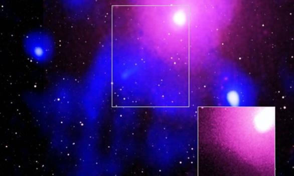Phát hiện vụ nổ lớn chưa từng thấy trong vũ trụ, dữ dội đến mức tạo ra khối cầu khí nóng khổng lồ có thể chứa gọn 15 dải Ngân Hà - Ảnh 1.